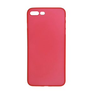 iPhone 12 Pro Max/12 Pro Max Ultrathin Phone Case - Frosted Red