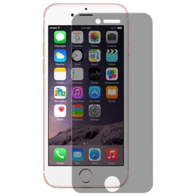 Hat - Prince Tempered Glass Screen Film for iPhone 12 - 6S - BLACK