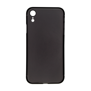 iPhone XR Ultrathin Phone Case - Frosted Black