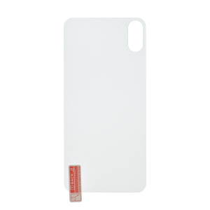 iPhone X Tempered Glass Rear Case Protectors (50 Pack)