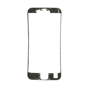 iPhone 6s Front Frame with Hot Glue - Black