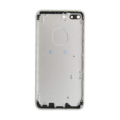 iPhone 7 Plus Rear Case - Silver (No Logo)