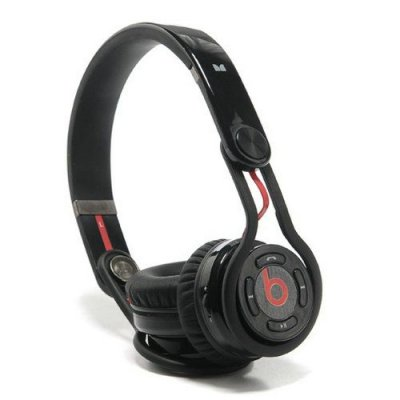 Beats By Dr Dre Mixr Wireless Bluetooth Headphones Black