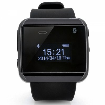Bluetooth 3.0 Smart Watch - Make + Answer Calls IP 67 Waterproof