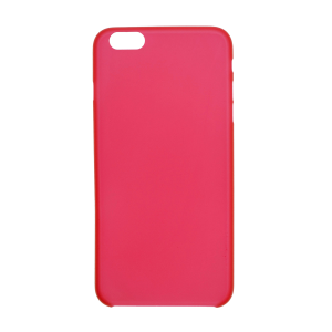 iPhone 6 Plus/6s Plus Ultrathin Phone Case - Frosted Red