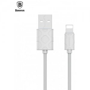Baseus Yaven Series 1m Data Cable 8 Pin Interface - WHITE