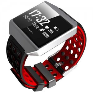 CK12 Bluetooth Smart Bracelet Sports Smartwatch - RED