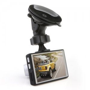 CUBOT BL800 Car DVR 2.7 Inch Dual Camera 5.0 Mega 6 LED 1080P FHD Motion Detection Night Vision Wide Angle HDMI