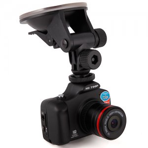 Q8 5.0 Megapixels HD Mini Car DVR Handset DVR 1280 x 720P TV Out