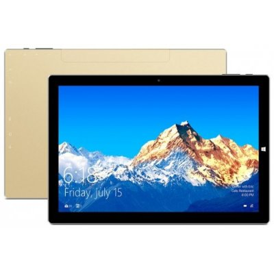 Teclast Tbook10S 2 in 1 Tablet PC - BLACK