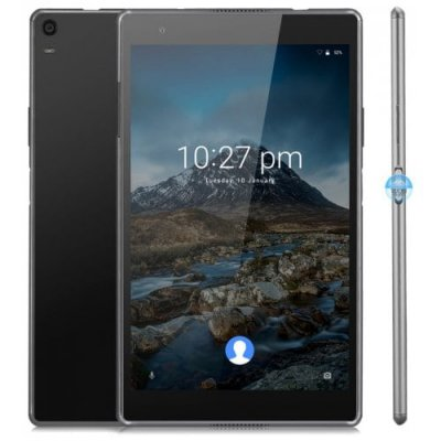 Lenovo TAB4 8 Plus Tablet PC Fingerprint Recognition - BLACK