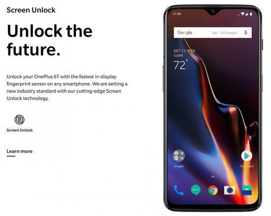 Cellphones & Telecommunications New Unlock Original Version Oneplus 6t Android Smartphone 4g Lte 6.41 8gb Ram 256gb Dual Sim Card 1080x2340 Pixels Mobile Phone