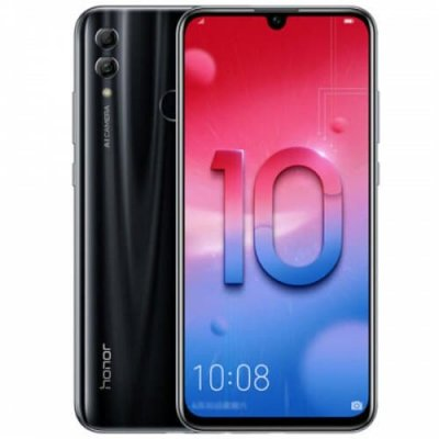 HUAWEI Honor 10 Lite 4G Phablet Global Version - BLACK
