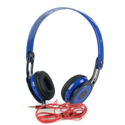 Beats By Dr Dre Mixr Mini Headphones Blue