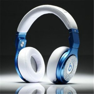 Beats By Dr Dre Pro High Performance Headphones diamond blue/white