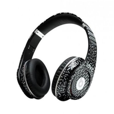 Beats By Dr. Dre Studio Love Limited Edition Over-Ear Headphones