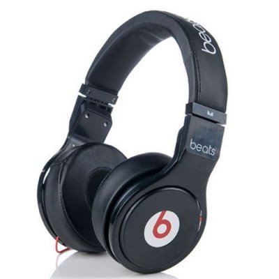 Beats By Dr Dre Pro Mini Headphones Black