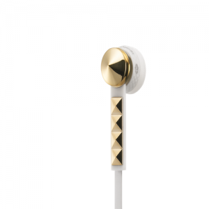 Beats By Dr Dre In-Ear Cool Headphones | White HeartBeats designed by Lady Gaga