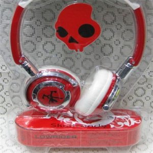 Skullcandy Lowrider Red