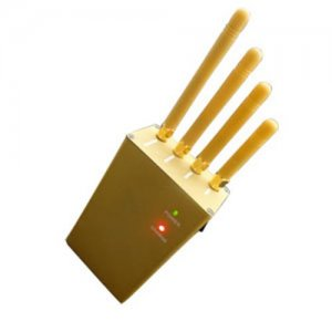 Cell phone jammer 4g and 4glte | Portable Cell Phone Jammer (30 meters)