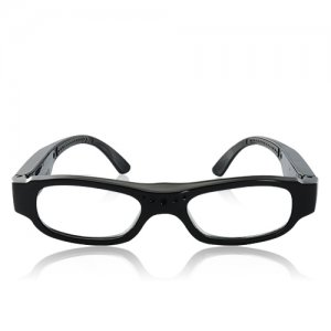 HD 1280 x 960 Discreet Spy Glasses With Hidden Camera
