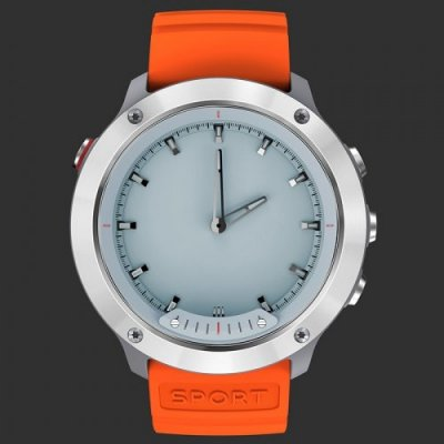 M5 Smart Watch - PAPAYA ORANGE