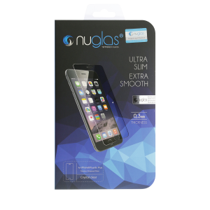 NuGlas Tempered Glass Screen Protector for iPhone 6 Plus/6s Plus (2.5D)