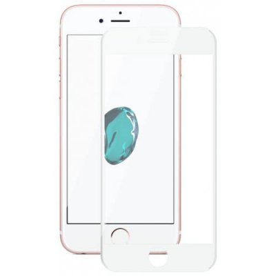 Hat - Prince 6D 0.26mm 9H Tempered Glass Full Screen Protector for iPhone 12 - 8 - WHITE