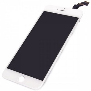 White Screen Assembly for iPhone 6 Plus - WHITE