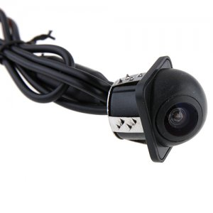 Night Vision Waterproof Color CMOS/CCD Car Rear View Reverse Backup Camera E318