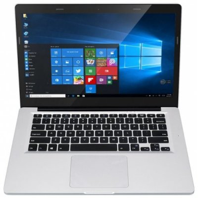 Excelvan X8 Pro 14.1-u201d 1920*1200 2K Intel Celeron J3455 4-Core-4-Threads Suppport Windows10 6GB 64GB Dual WIFI USB 3.0 Laptop Notebook - GRAY