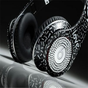 Beats by Dr. Dre Studio BMW Limited Edition Over-Ear Headphones