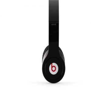 Beats By Dr Dre Solo HD High Definition On-Ear Black Headphones