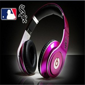 Monster Beats By Dr Dre Studio MLB Chicago White Sox