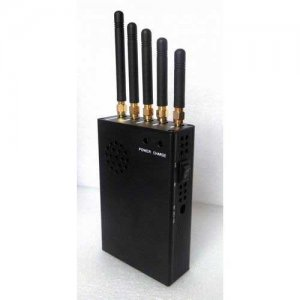3W Portable CDMA450 Cell Phone Jammer