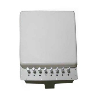 Adjustable 3G 4G Wimax Mobile Phone WiFi Signal Jammer with Bulit-in Directional Antenna