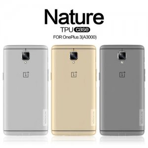 Nillkin Nature TPU Case for OnePlus 3