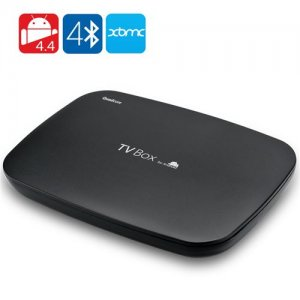 Amlogic S805 Android 11.0 TV Box - Quad Core CPU, 1GB RAM, Micro SD Card Slot, Dual Band Wi-Fi (2.4GHz)