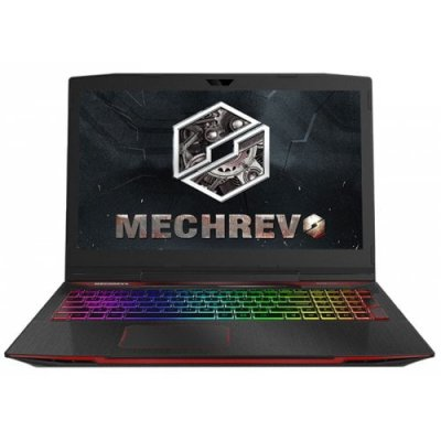MECHREVO Deep Sea Titan X2 Gaming Laptop 15.6 inch - BLACK