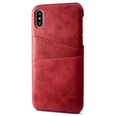 For iPhone XR Protection Case - RED