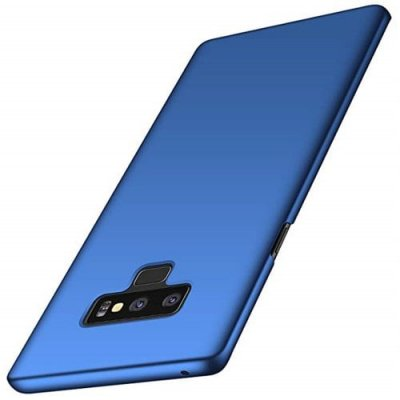 for Samsung Galaxy Note 9 Case Ultra-Thin Premium Material Slim Full Cover - BLUE