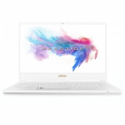 MSI P65 Creator 8RF-452CN Laptop Intel Core i7-8750H NVIDIA GeForce GTX 1070 - WHITE