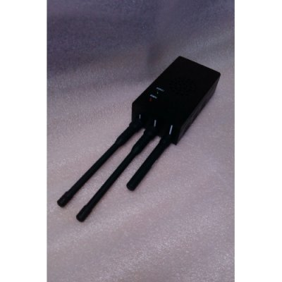 Portable 315MHz 345MHZ 433MHz 868MHz All Remote Control Jammer