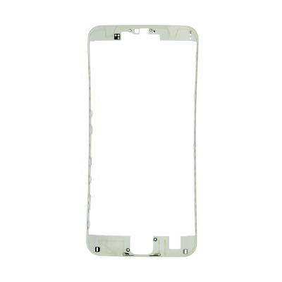 iPhone 6s Plus Front Frame with Hot Glue - White