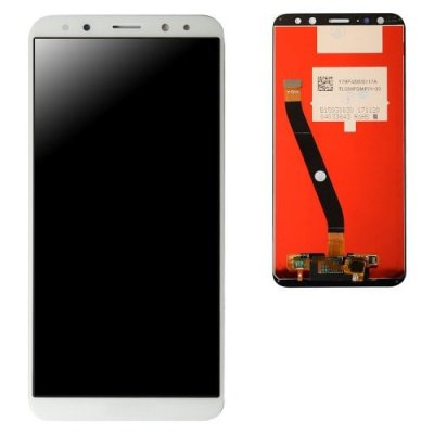 LCD Phone Touch Screen Replacement Digitizer Display Assembly Tool for Huawei Mate 10 Lite - WHITE
