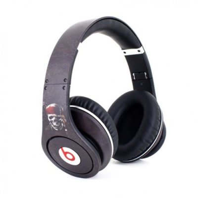 Beats By Dr. Dre Studio Pirate Limited Edition Over-Ear Headphones