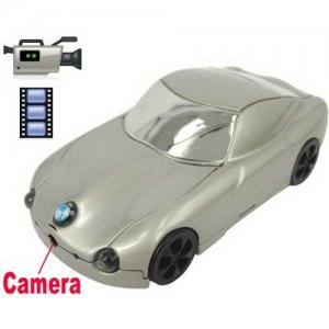 Portable BMW Car Model HD DVR Support 2.0 MP Camera and 1280 x 960 Resolution