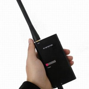Wireless Detector of Dictaphone and Voice Monitoring