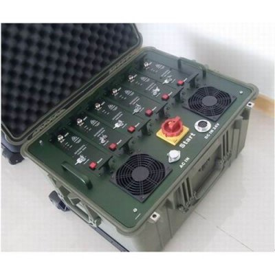 320W High Power GPS,WIFI & Cell Phone Multi Band Jammer (Waterproof & shockproof design)