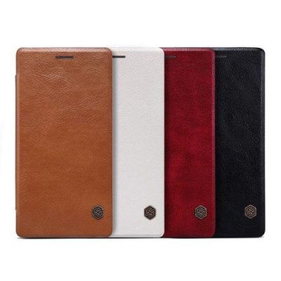 Nillkin Genuine Qin Series Leather Case Flip Cover for Oneplus 2